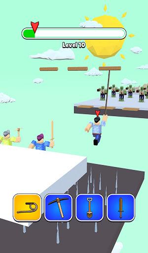 Roblock Transform Run - Epic Craft Race apkpoly screenshots 3