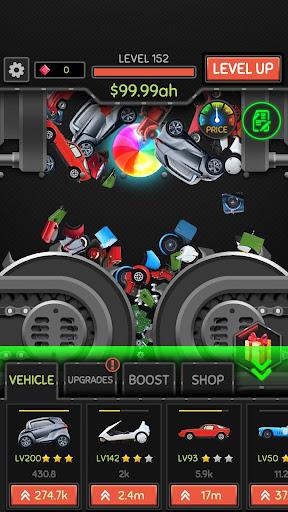 Idle Car Crusher  screenshots 6