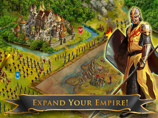 Imperia Online - Medieval empire war strategy MMO  screenshots 7