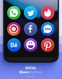 Bloom Icon Pack APK [PAID] Download for Android 6