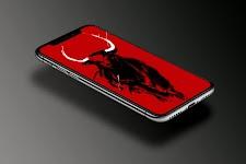 screenshot of Red Wallpaper ❤️