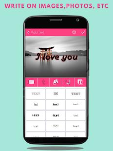 Fonts - Stylish Text & Cool Fonts 1.2.2 Screenshots 6