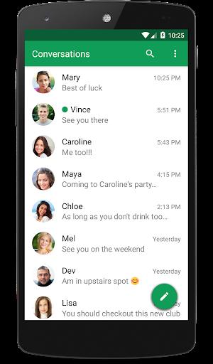 Chomp SMS 8.32 screenshots {n} 1