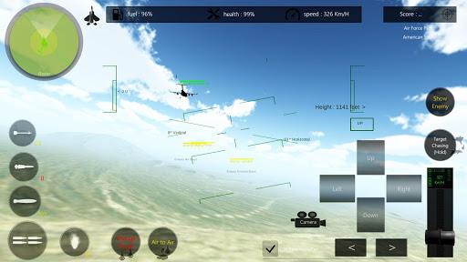 Air Scramble : Interceptor Fighter Jets 1.1.0.3 screenshots 3