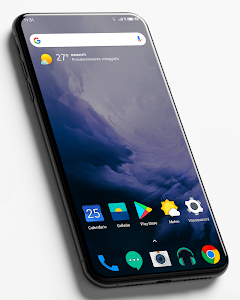 Oxigen HD - Icon Pack 2.5.9 (Patched)