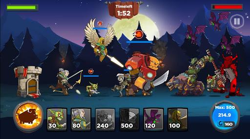 Castle Kingdom: Crush in Strategy Game Free 2.10 screenshots 4