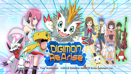DIGIMON ReArise  screenshots 1