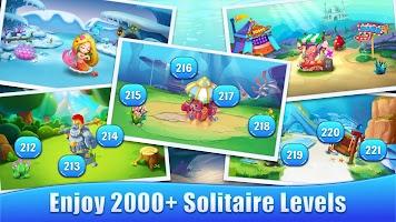 Solitaire Ocean - Card Games, Klondike & Tripeaks