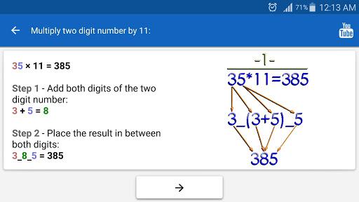 Foto do Math Tricks