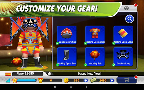 Mobile Soccer screenshots 19