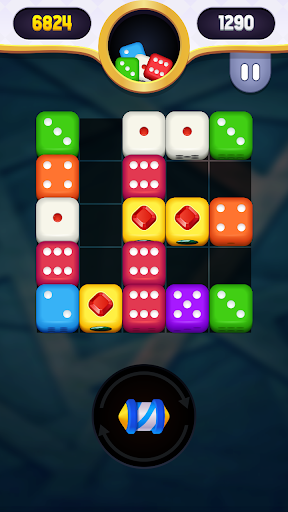 Merge Block: Dice Puzzle 1.0.2 screenshots 4