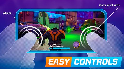 Protectors: Shooter Legends 0.0.48 screenshots 3