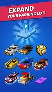 Merge Battle Car MOD (Unlimited Coins) 2