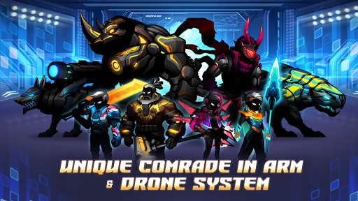 Cyber Fighters: League of Cyberpunk Stickman 2077 1.10.14 screenshots 21