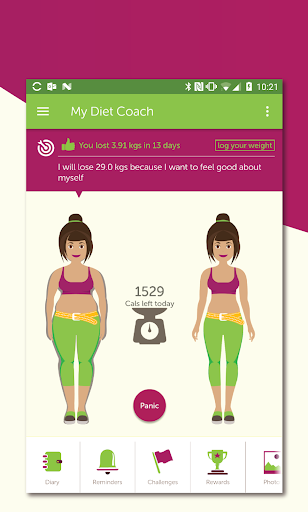 Foto do My Diet Coach - Weight Loss Motivation & Tracker
