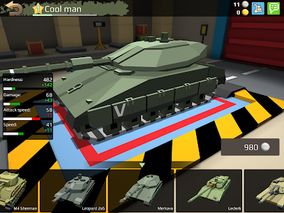 World Of Cartoon Tanks Hack for iOS and Android 5