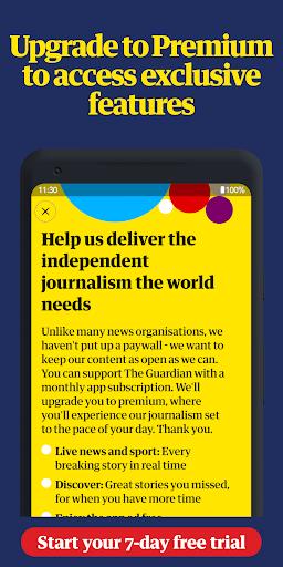 The Guardian - Live World News, Sport & Opinion apktram screenshots 6