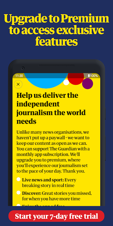 The Guardian - Live World News, Sport & Opinion  poster 5