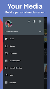 Plex: Stream Free Movies & Watch Live TV Shows Now Mod 8.15.1.23934 Apk [Unlocked] 4
