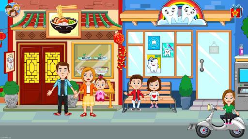My Town : Street, After School Neighbourhood Fun screenshots 6