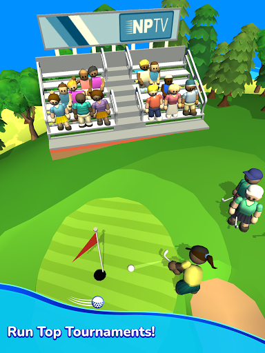 Idle Golf Club Manager Tycoon  screenshots 12