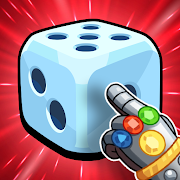 Merge Neon Dice: Tower Defense TD, Random PvP Game