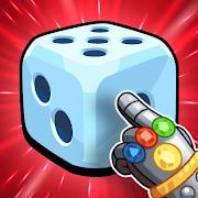 Merge Tower Defense: TD, Random Neon Dice PvP Game