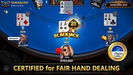 Blackjack Championship screenshots 9