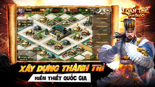 Lou1ea1n Thu1ebf Tam Quu1ed1c - Cu00f4ng Thu00e0nh SLG 1.8 screenshots 4
