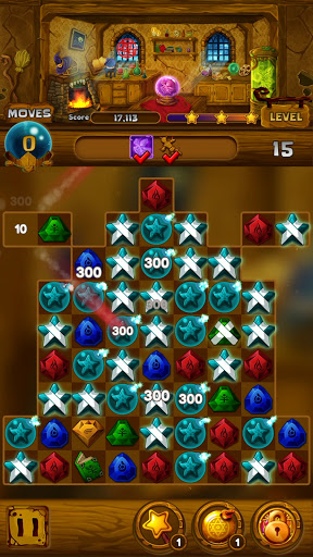 Secret Magic Story: Jewel Match 3 Puzzle 1.0.5 screenshots 6