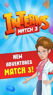 Interns: Match 3
