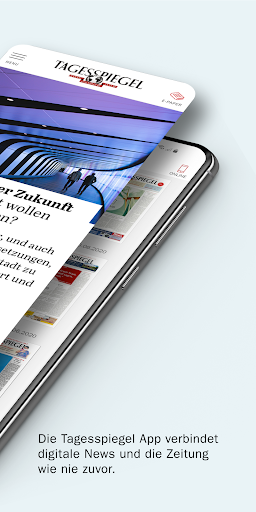 Der Tagesspiegel - alle aktuellen News des Tages For PC Windows (7, 8, 10, 10X) & Mac Computer Image Number- 6