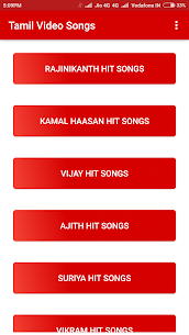 Tamil Songs Video 1.6.6 (MOD + APK) Download 1