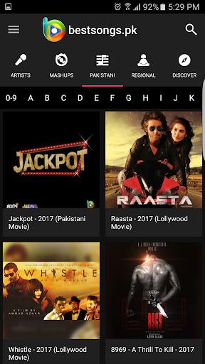 bestsongs.pk 1.4.8 Screenshots 5