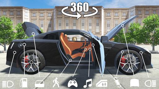 Gt-r Car Simulator screenshots 1