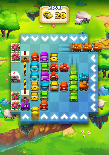 Traffic Puzzle - Match 3 & Car Puzzle Game 2021 android2mod screenshots 9