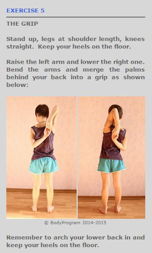 Daily Back Exercises For PC Windows (7, 8, 10, 10X) & Mac Computer Image Number- 8