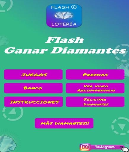 Flash Diamond puntuaciones premiadas screenshots 1