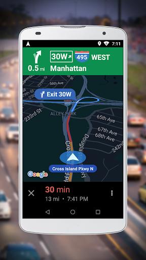 Navigation for Google Maps Go 10.30.3 Screenshots 2