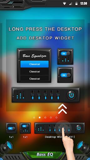 Equalizer & Bass Booster 1.6.7 Screenshots 4