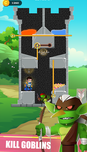 Rescue Hero: How to Loot - Pull the Pin apkpoly screenshots 12