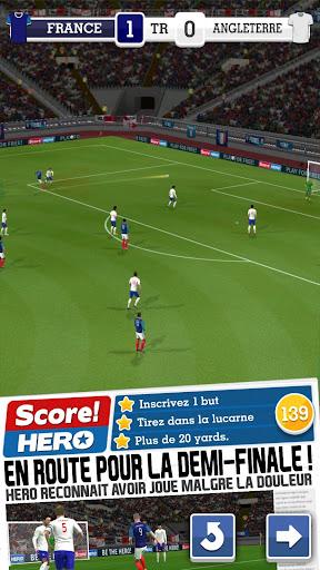 Score! Hero screenshots apk mod 1