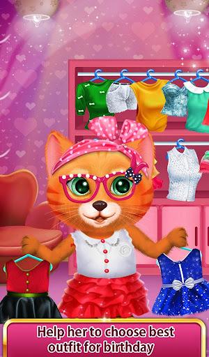kitty birthday party celebration screenshot 3