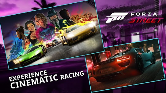 Forza Street: Tap Racing Game v37.1.0 Apk & OBB Free Download 3