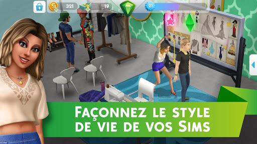 Code Triche Les Sims™ Mobile (Astuce) APK MOD screenshots 4