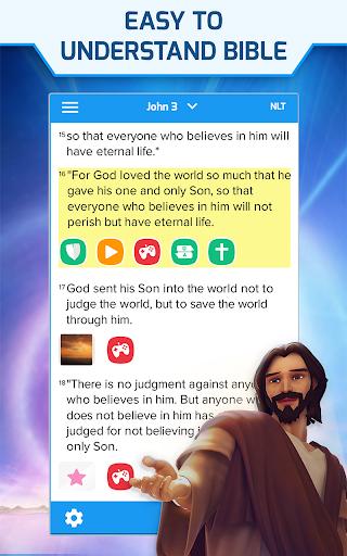 Superbook Kids Bible, Videos & Games (Free App) v1.9.3 Screenshots 2