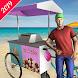 市アイスクリーム配達の少年 - Androidアプリ