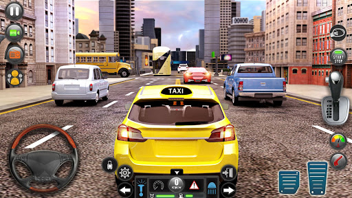 New Taxi Simulator u2013 3D Car Simulator Games 2020 33 Screenshots 10