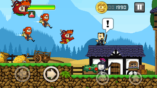 Dan the Man: Action Platformer 1.7.03 screenshots 4