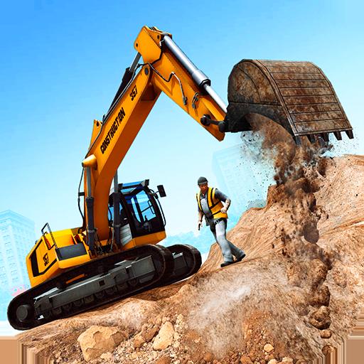 Excavator Training 2020 | Simplu construcție Sim
